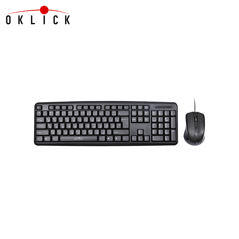 Keyboard And Mouse Oklick 600M