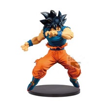 цена на Original Banpresto Dragon Ball super Blood of Saiyans special Son Goku PVC action figures model Figurals Brinquedos
