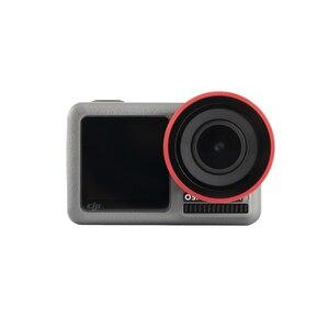 Image 2 - Профессиональный фильтр PGYTECH для DJI Osmo Action, фильтр для объектива UV CPL ND 8 16 32 64 PL ND8 ND16 ND32 ND64