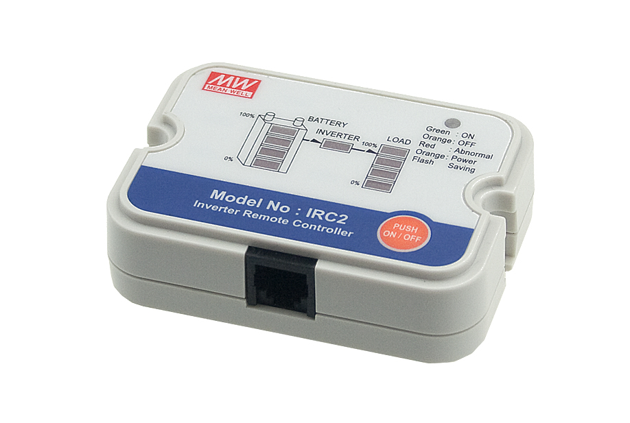 [POWERNEX] MEAN WELL NEW IRC2 Power Inverter Remote Control