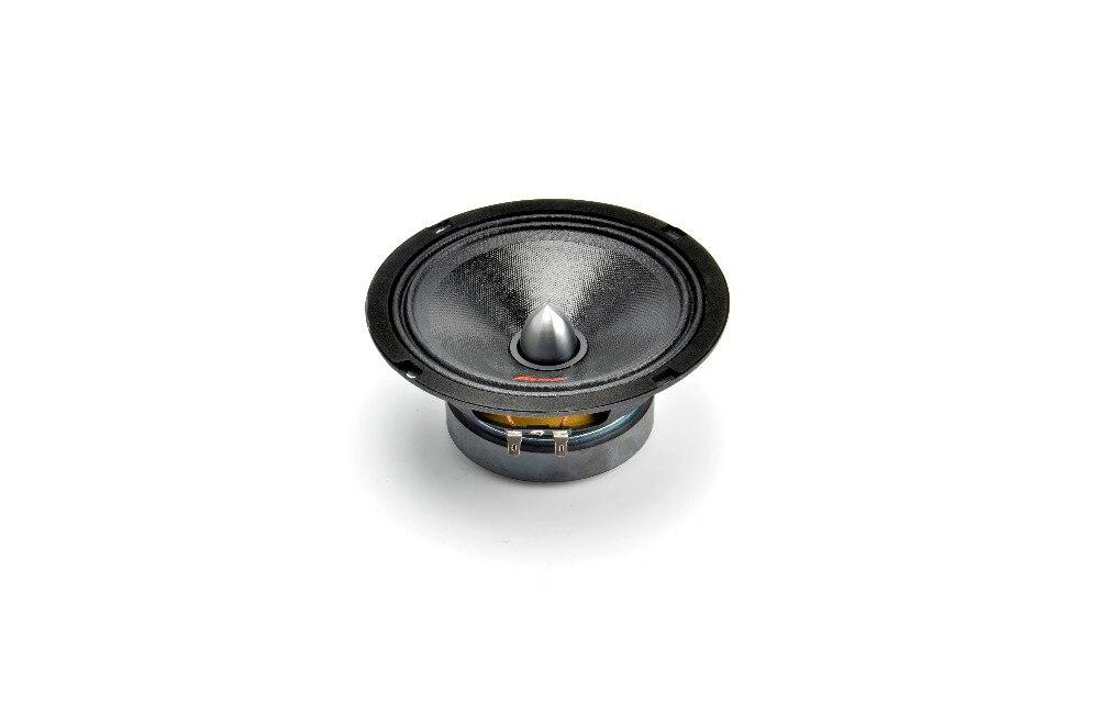 AMP PRO MR65LB 6 Polegada Falante Midrange HiFi Altifalante de Corneta Da Porta Do Veículo Do Carro Auto Estéreo Sistema de Áudio Música Mid- alto-falantes gama