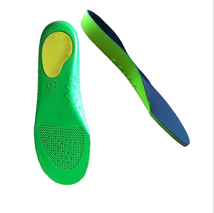 New flat foot orthopedic insole for men and women leisure insole #001