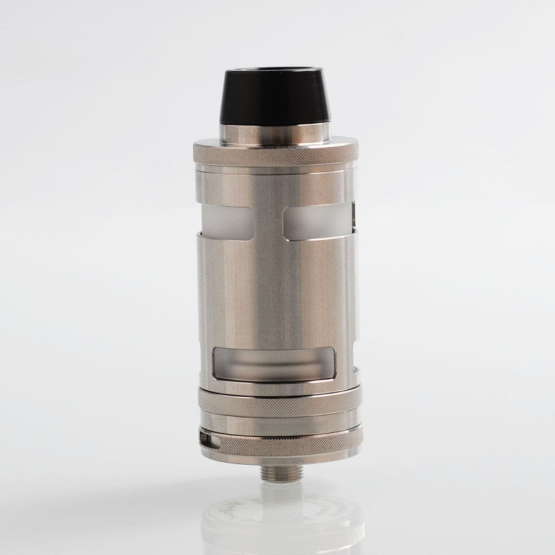 ShenRay Typhoon GT4 Style 316 Stainless Steel 5ml 25mm RTA Rebuildable Tank Atomizer Silver велосипед rock machine typhoon 50 2013