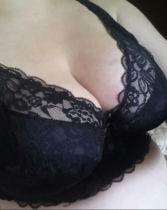 Brand New 2018 Sexy Lace Women Bra Plus Size C D E Big Size Bralette Ultrathin Pure Cotton Brassiere 95E Underwear Dropshipping