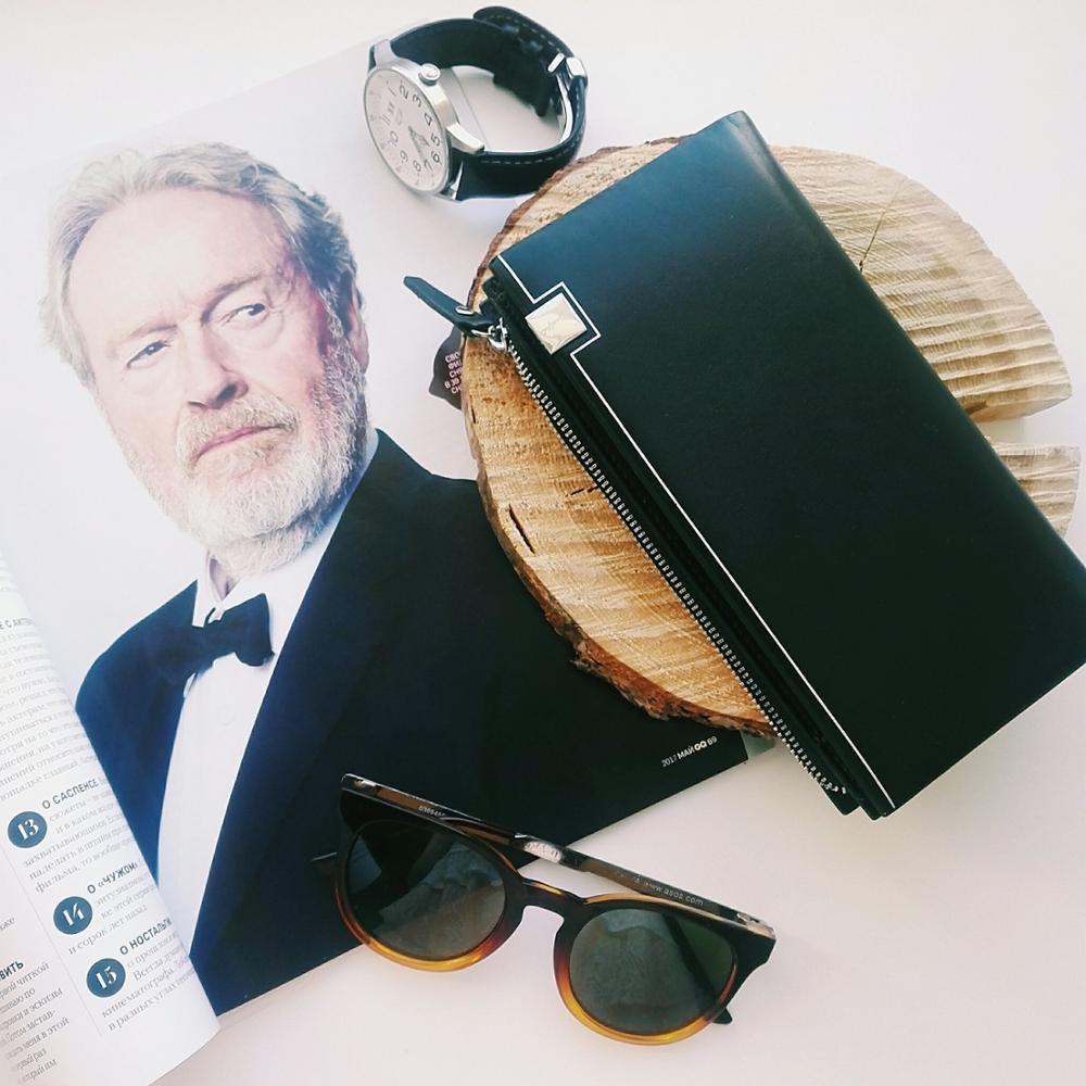 Стильное мужское портмоне с Алиэкспресс