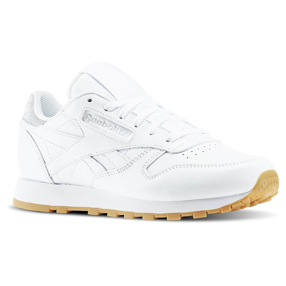 €76.0 |BD4423 Reebok classique cuir diamant blanc femme baskets in Chaussures de tennis from Sports et Loisirs on AliExpress