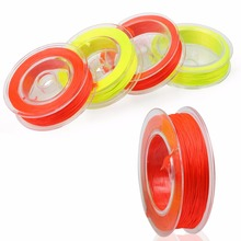 Sougayilang 20-30LB Backing Fly Line 100YDS Weight Forward Nymph Floating Fly Fishing Line 2 Colors Braided Backing Fishing Line