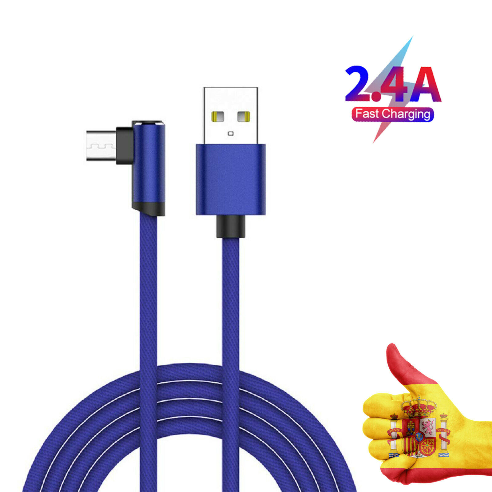 CABLE USB TYPE C TYPE-C ALLOWS QUICK CHARGE FOR SAMSUNG XIAOMI SONY LG NINTENDO SWITCH