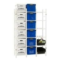 Albern Enterprises Inc Bin Warehouse 18 File Box Storage System