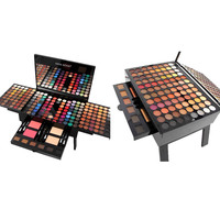 Miss Rose Cosmetics 180 Colors Matte Glitter Eyeshadow Palette Powder Eye Makeup Professional Maquiagem Eye Shadow