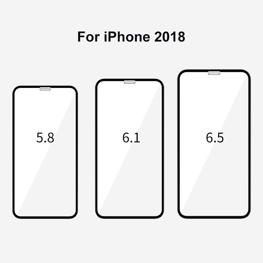 NILLKIN CP+MAX Screen Protector For iPhone Xs / Xs Max