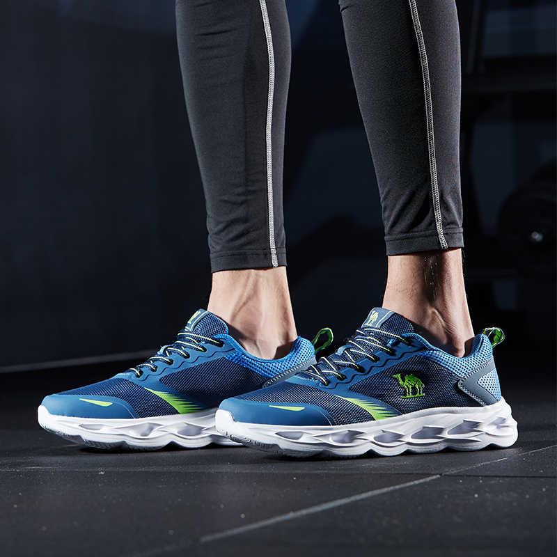 LẠC ĐÀ Nam Nữ Chạy Bộ Không Khí Nhẹ Max Sneaker Thể Thao Mùa Đông Hấp Thụ Sốc Đệm Thoáng Khí Ngoài Trời Chống Trơn Trượt