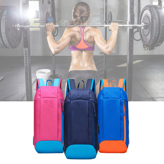 Small Gym Bag Kids Fitness Sport Backpack  1