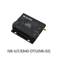 E840-DTU(NB-02) RS232 RS485 NB-IoT Wireless Transceiver IoT Serial Port Server Transmitter and Receiver