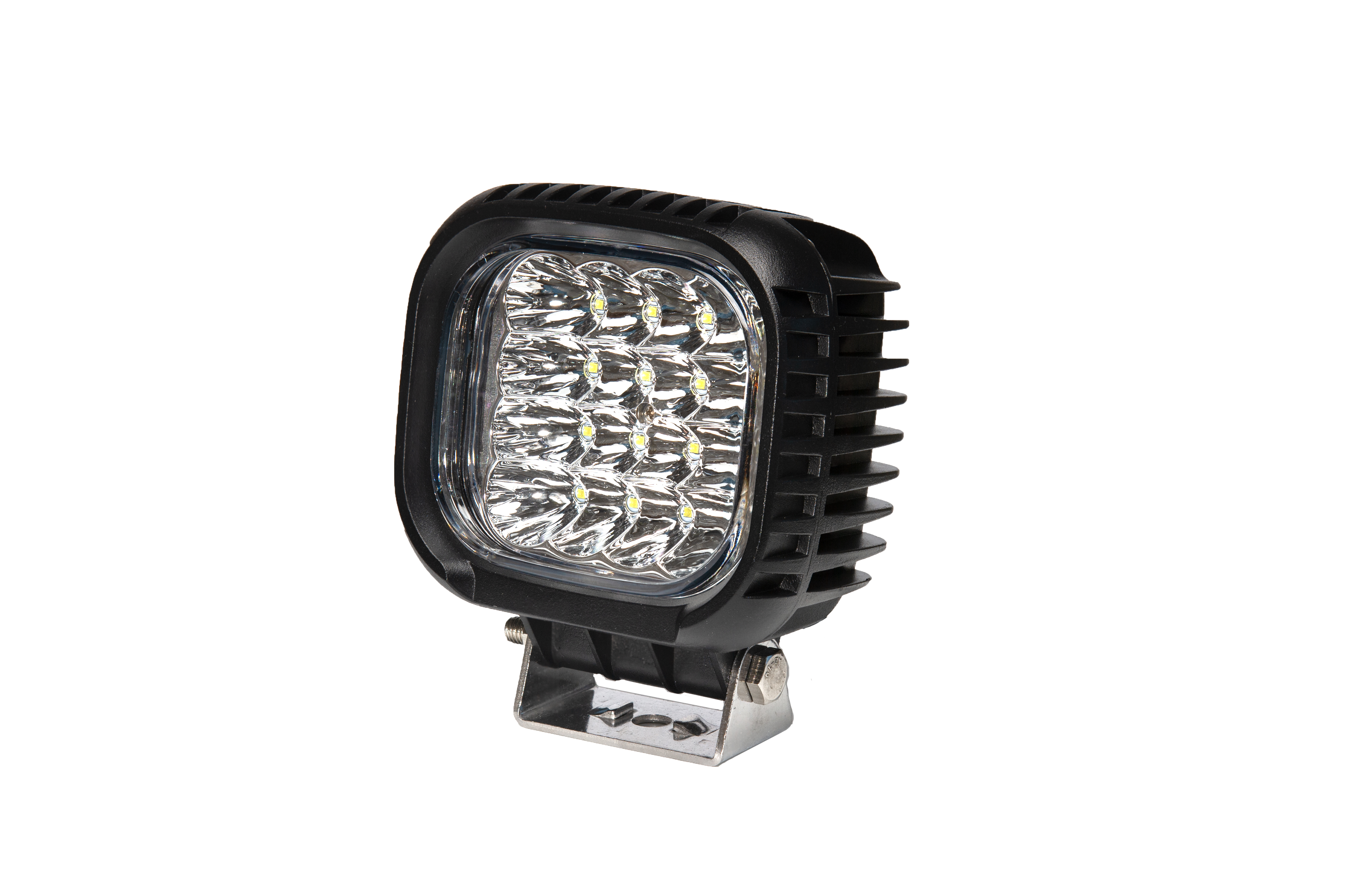 48W LED Work Light Fog Lights 12V IP67 Spot/Flood Fog Light Off Road Tractor Train Bus Boat Floodlight ATV SUV Car Accessories-in Car Light Assembly from Automobiles & Motorcycles