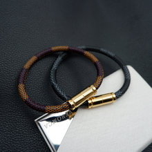 Marque de luxe En Cuir Bracelet Hommes Bracelets Pour Homme Femmes Pulseira  Masculina Homme Aimant Bijoux Charme Bileklik Pulsei.