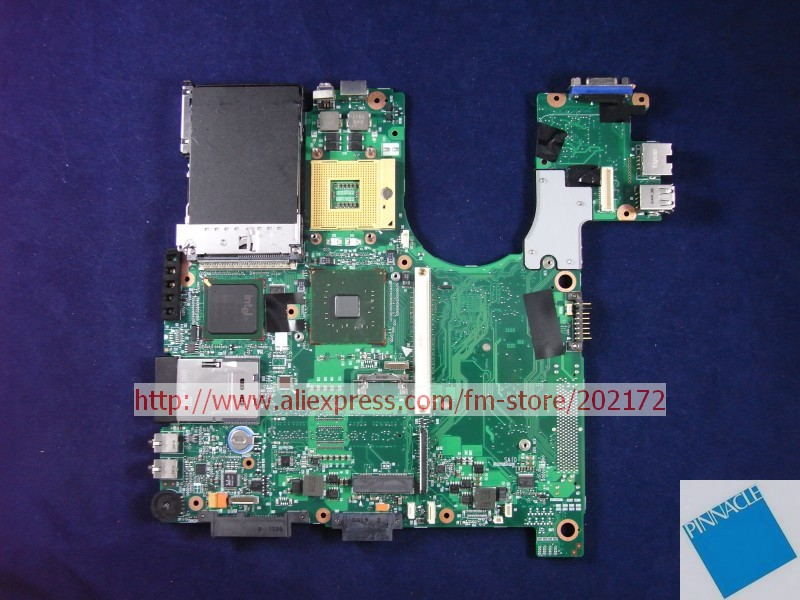 MOTHERBOARD FOR TOSHIBA Satellite A100 A110 V000068170 6050A2041301 TESTED GOOD
