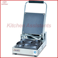 EG4A electric waffle baker for commercial use