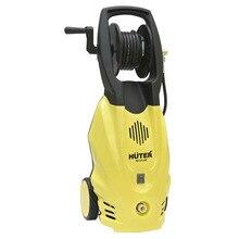 Мойка высокого давления HUTER W135-AR (Мощность 1650 Вт, макс давление 135 бар, рабочее давление 90 бар, макс производительность 6 л/мин, автоматическое всасывание, шланг 5 м)