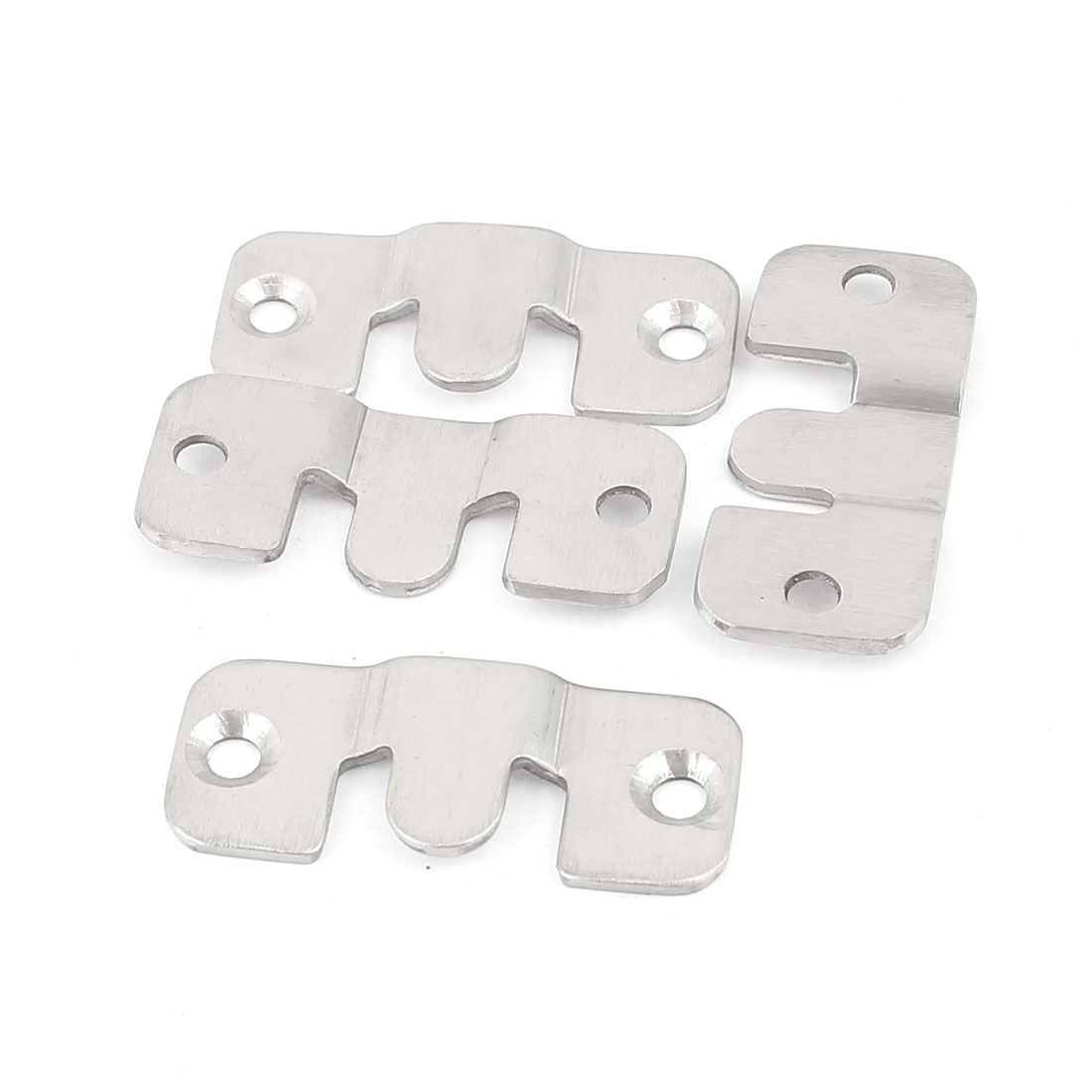 UXCELL Universal Sectional Interlock Sofa Couch Connector Bracket Set 4PcsUXCELL Universal Sectional Interlock Sofa Couch Connector Bracket Set 4Pcs