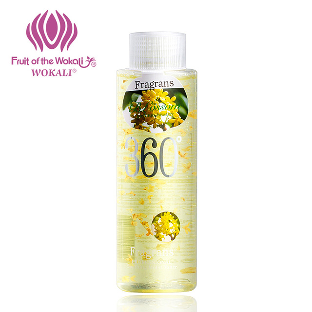 WOKALI Woman Clean and healthy Osmanthus essence Petal bath water Toner clean Hydration Moisturizing Anti-Aging
