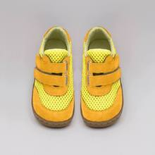 Top Brand 2019 Spring Fashionable Net breathable Sports Running Shoes for Girls And boys kids Barefoot Sneakers