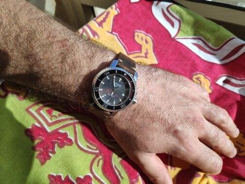 Pulseira do relógio pulseiras relógio genuíno
