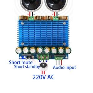 Image 5 - Tenghong TDA8954TH デジタルパワーアンプボード 420 ワット + 420 ワットクラス D デュアルチャンネルステレオオーディオ Amplificador AC24V 30V 420 ワット * 2 アンプ