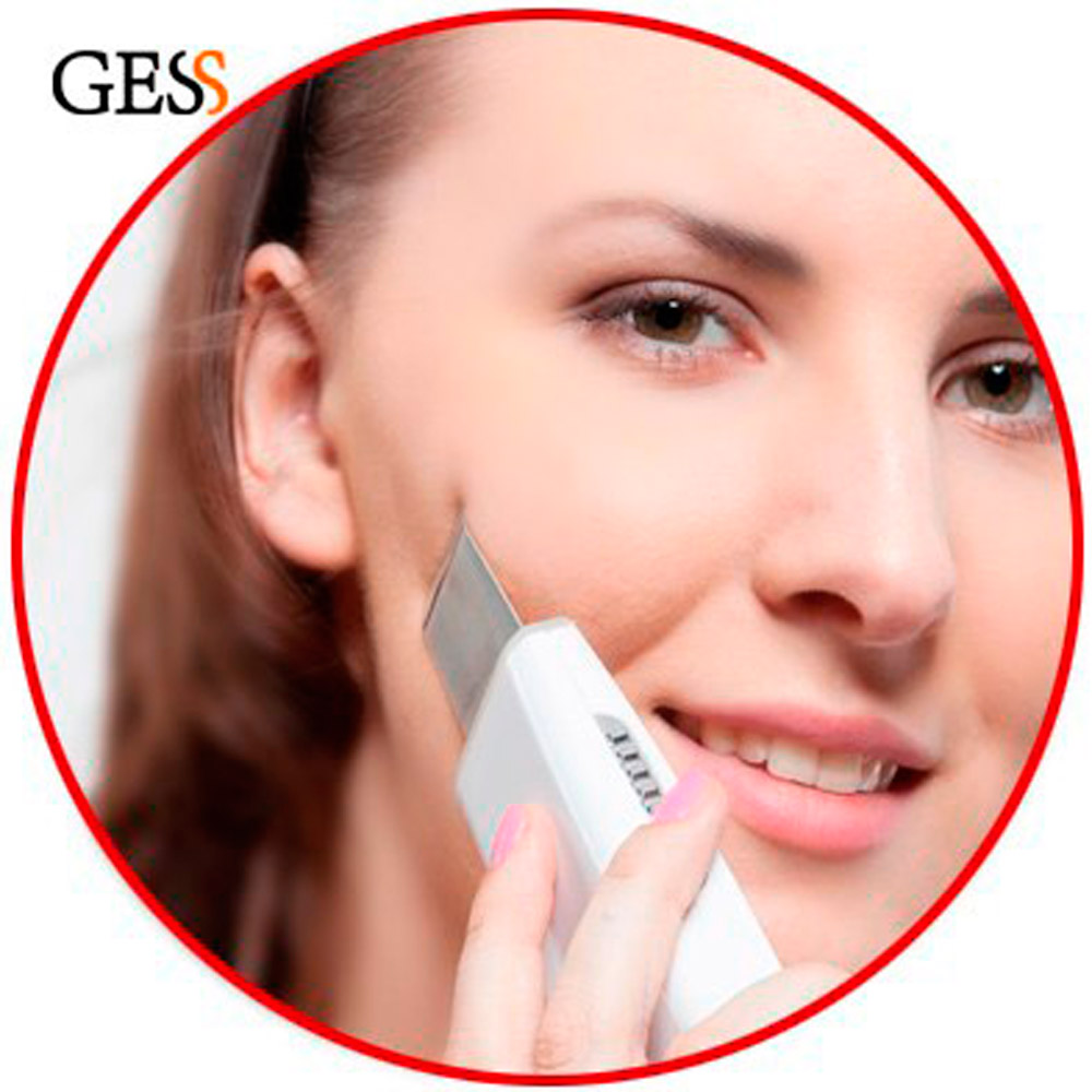 Ultrasonic Skin Scrubber Acne Removal Beauty Machine Peel Facial Spa Salon For Beauty Face Cleaner Device Beauty Skin Star Face mini ultrasonic cleaning machine digital wave cleaner 80w household glasses jewelry watch toothbrushes bath 110v 220v eu us plug