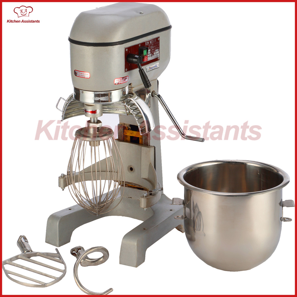 ZB20L commercial electric 20 Liters food mixer planetary mixer dough mixer machine multifunctional food stand mixer 7l food mixer machine dough mixer machine planetary mixer
