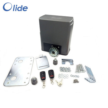 Olide SL600AC Electric Sliding Gate Opener/Closer,Magnetic Limit Switch For Weight 600kg spare part spring limit iron for our sliding gate opener