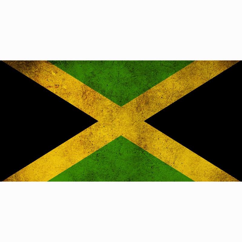 Jamaica Flag Adult Towel Bath Towel Textile Large Swimming Towel Summer Beach Towel Personalized Children Blanket 70*140cm