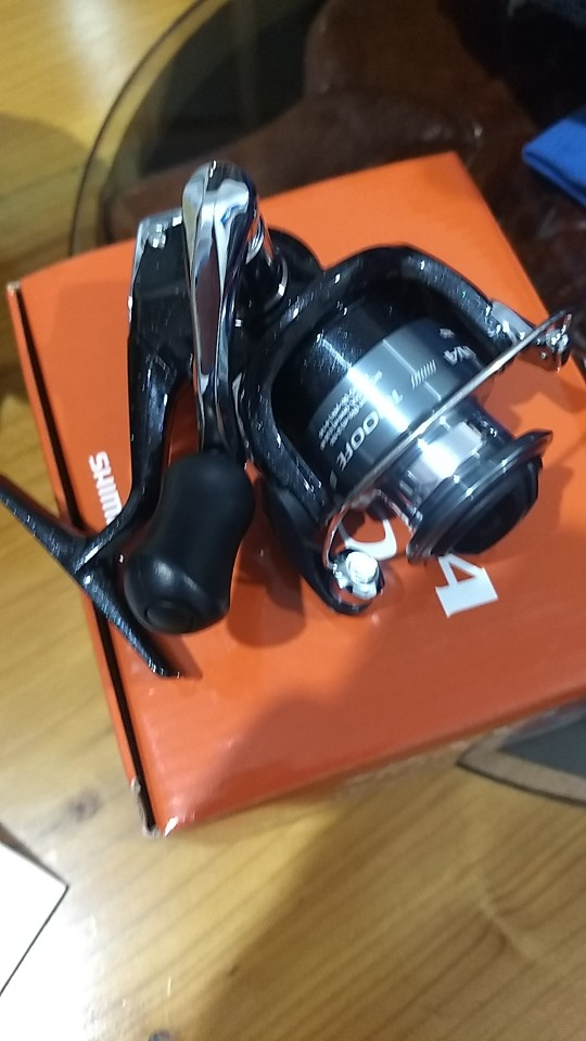 Carretilhas de pesca 1000fe 2500fe 4000fe