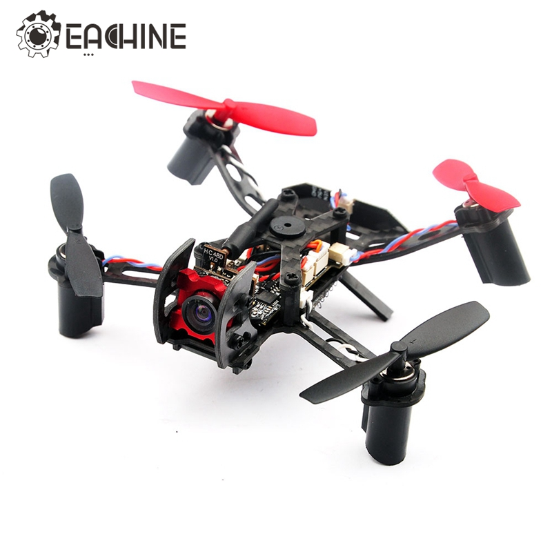 Eachine Vtail QX110 w/ AIOF3PRO_Brushed OSD Betaflight 600TVL CAM Micro FPV RC Racing Racer Drone Quadcopter Toy BNF Model eachine 700 600 1 3 cmos fpv 110 148 w 32ch