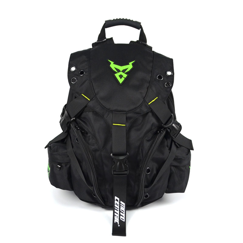 MOTOCENTRIC Motorcycle backpack bags Oxford cloth Helmet Storage backpack Waterproof Riding bags MOTO GP Racing GearsTravel bags ...