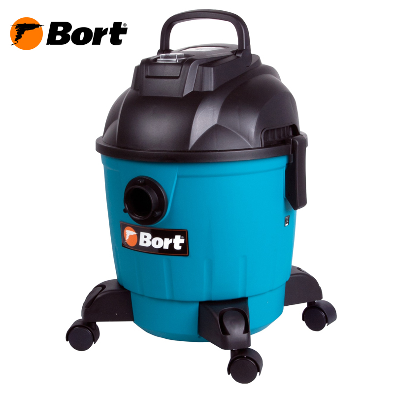 Vacuum cleaner for dry and wet cleaning BSS-1218