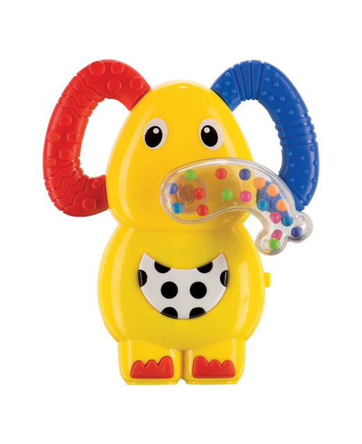 """Музыкальная погремушка """"JUMBO"""" Happy Baby 330059"""