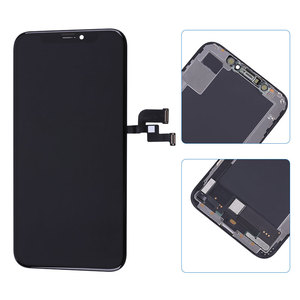 Image 2 - Elekworld Grade For AMOLED Tested Work Well LCDs For iPhone X XS LCD Display With 3D Touch Screen Digitizer Assembly Parts