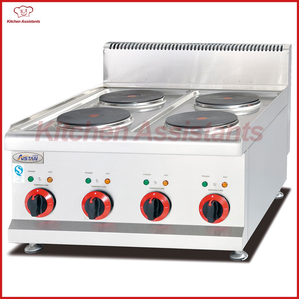 EH687 Electric Counter Top 4 hot plate cooker for commercial use counter top commercial electric noodle cooker chinese noodle cooker counter top electric pasta cooker