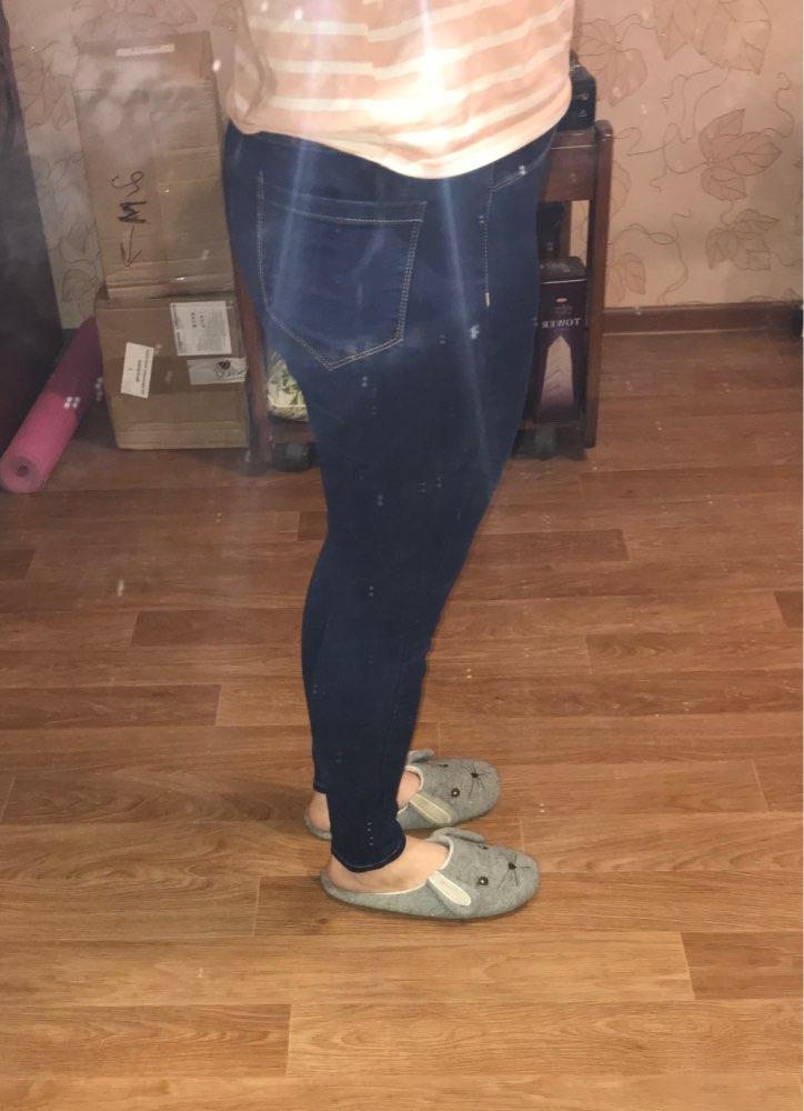 Basic Skinny Womens Jeans Ankle Pencil Pants Slim Elastic Denim Pants Jean Leggings Female Cotton Jeggings Jeans Women photo review