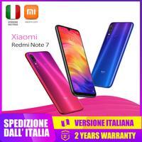 Versione globale XIAOMI Redmi Nota 7 4 GB di RAM 64 GB ROM S660 Octa Core 6.3 Smartphone 4000 mAh 48MP + Fotocamere 13mp