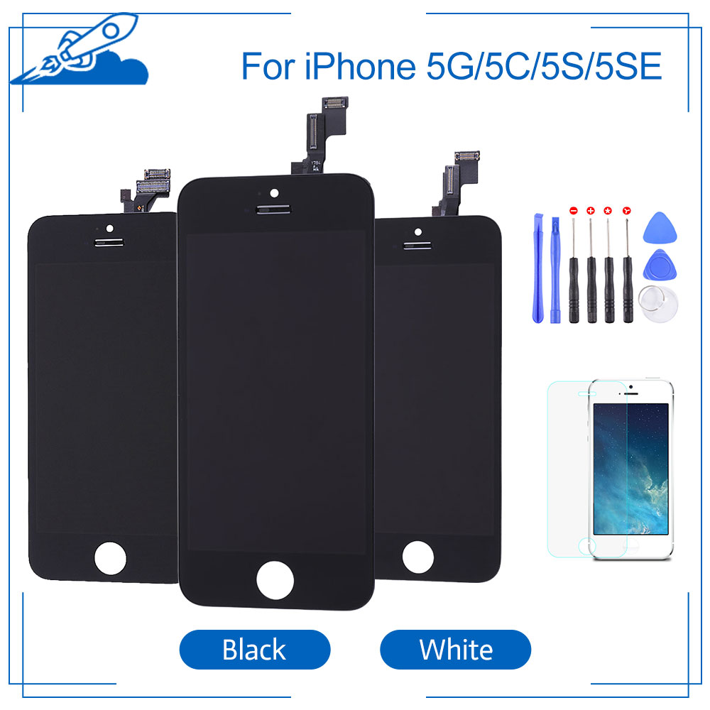 Grade AAA Quality For <font><b>iPhone</b></font> 5 SE 5C <font><b>5S</b></font> 6 6s Plus <font><b>LCD</b></font> Touch <font><b>Screen</b></font> Display Digitizer Assembly Replacement Parts image