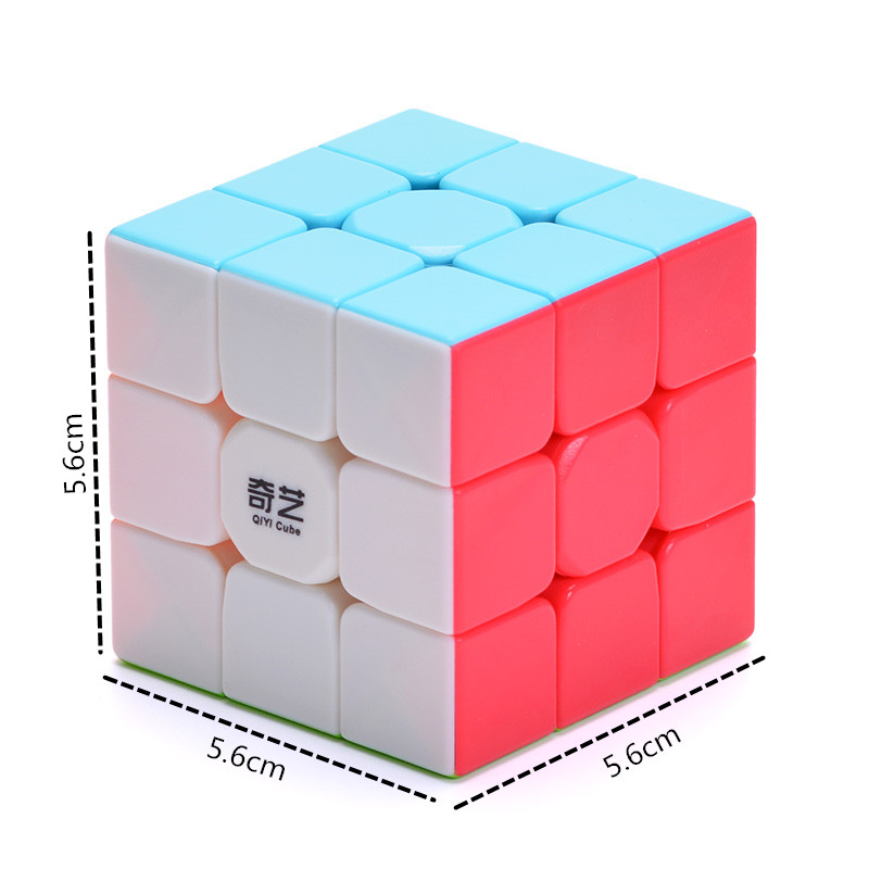 Cubos Mágicos fidget velocidade cube puzzle cube Color : Colorful