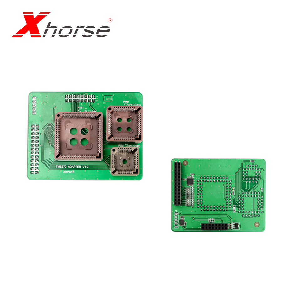 Xhorse TMS370 (PLCC28) Adapter arbeits zusammen mit VVDI PROG Programmierer