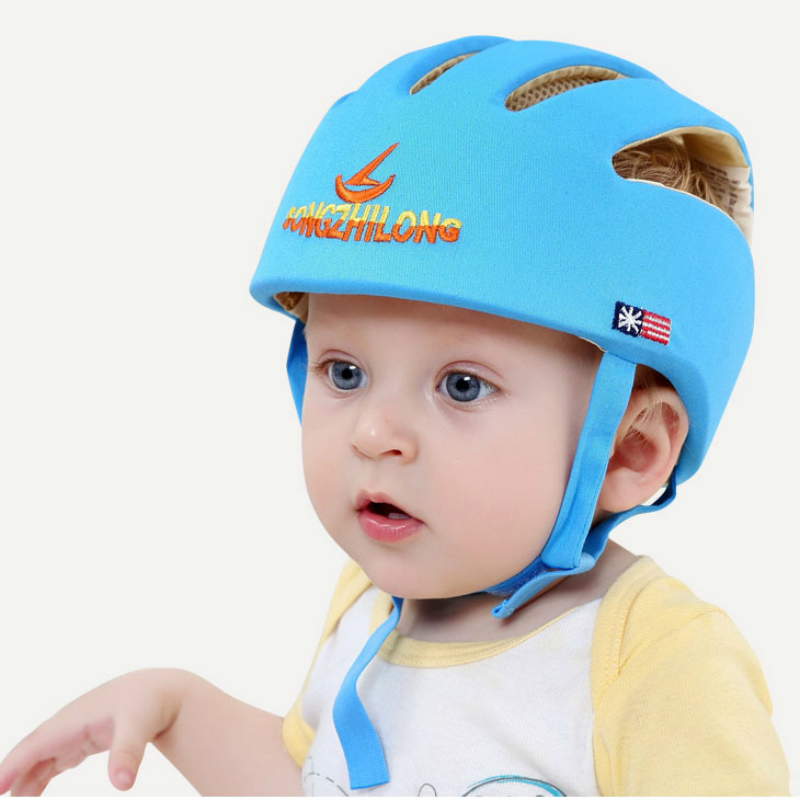 Infant Head Protection Hats Baby Helmet Safety Protective For Babies Children Cap For Boys Girls Bonnet Baseball Cap Baby Pillow fashion baseball cap crystal rhinestone floral woman snapback hats denim jeans hip hop women cowboy baseball cap
