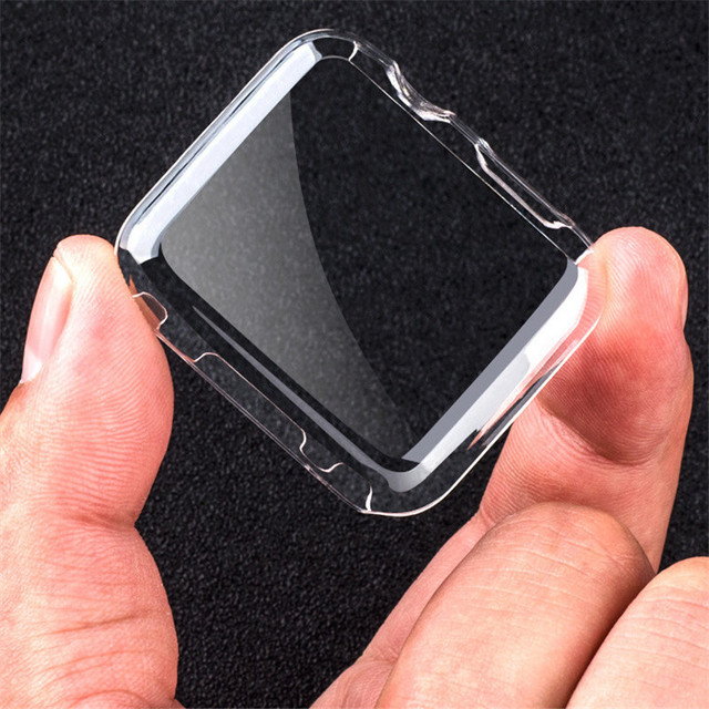 Ultra-Thin PC Hard Full Coverage Clear Case