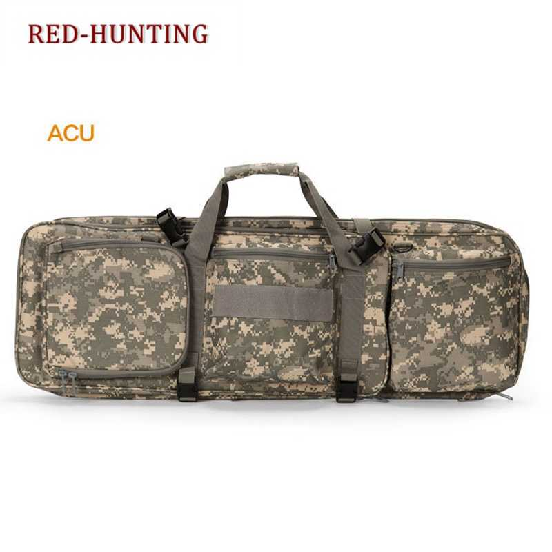 ACU CP Backpack Airsoft Hunting Shooting Rifle Bag Great For Tactical Airsoft M4 Type Rifles