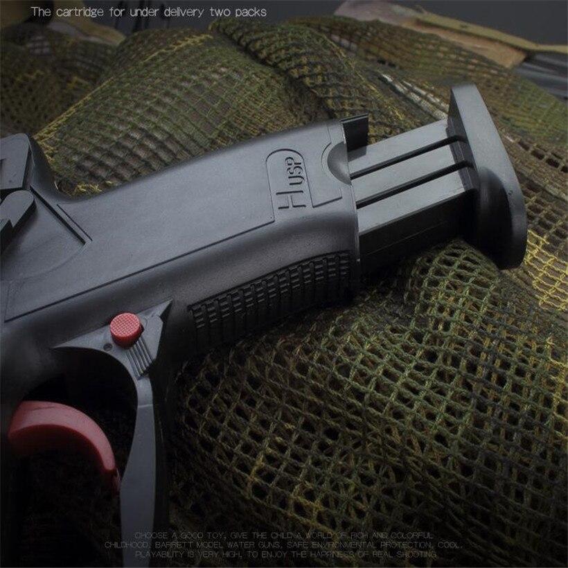 Vente chaude Manuel Des Bombes à Eau Jouet Pistolet CS Jeux de Plein Air canons Garçon Jouets Orbeez Paintball Airsoft Gun Pistolet Air De Noël cadeaux - 4