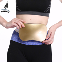 Superman waist slimming massage belt electric cellulite vibrator oscillated slimming body for weight loss