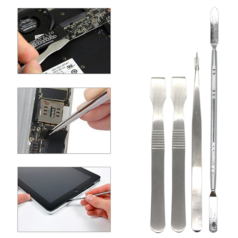 Bakeey The most complete 25Pcs Phone Repair Tools kit Universal Pry Opening Screwdriver Set for iPhone for Table Repair Device